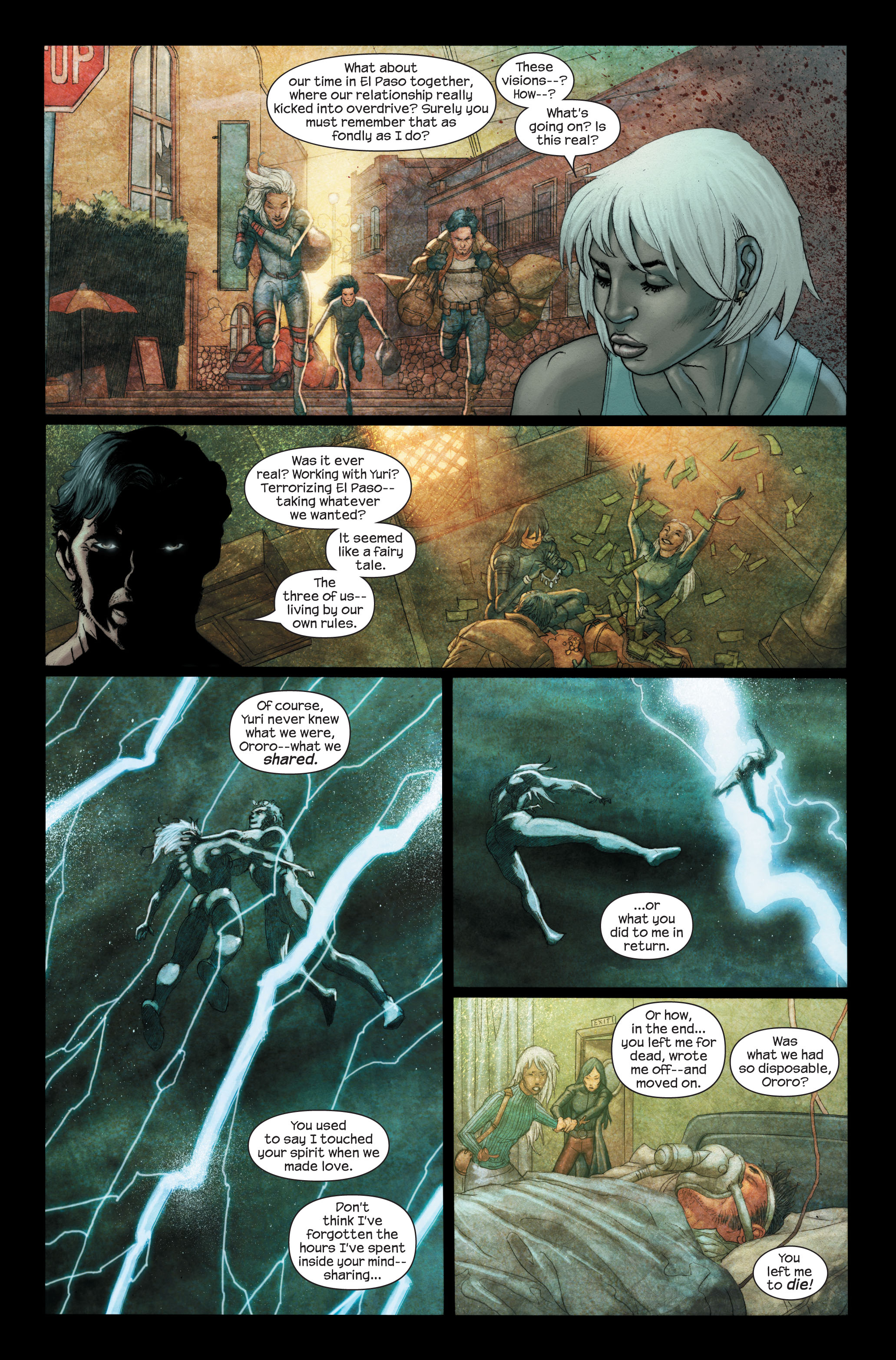 Read online Ultimate X-Men comic -  Issue #89 - 9