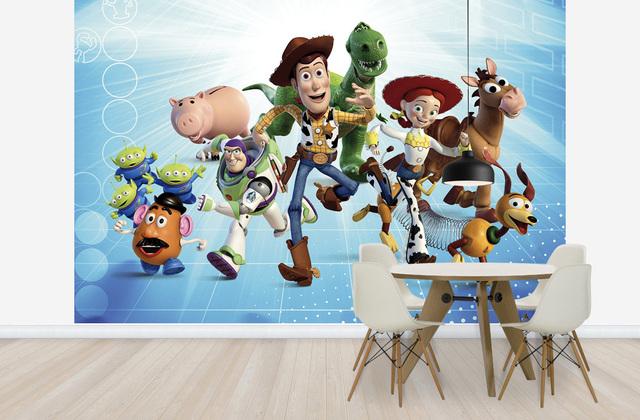 Disney Tapetti Toy Story