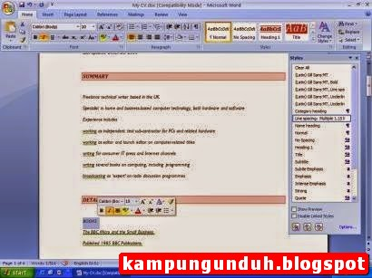 Free Full Download Microsoft Office 2003 Portable