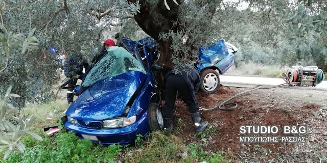Αργολίδα: Τροχαίο δυστύχημα με νεκρό και δυο σοβαρά τραυματίες στη Στέρνα - Ανάμεσα τους και ένα παιδί