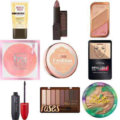 Drugstore Beauty Wishlist