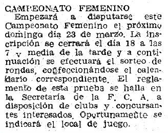 Mundo Deportivo, 23/2/1952