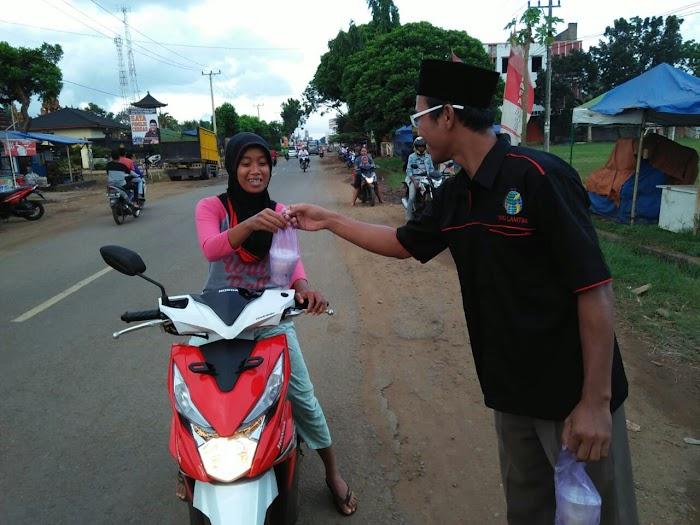 Iwo Lamtim Berbagi Dibulan Suci Ramadhan