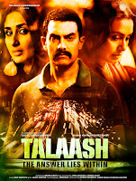 Talaash (2012) Full Movie [Hindi-DD5.1] 720p BluRay ESubs Download