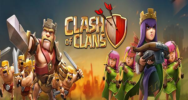 Download Gratis Clash of Clans Apk v8.212.9 (Mod Money) Terbaru 2016