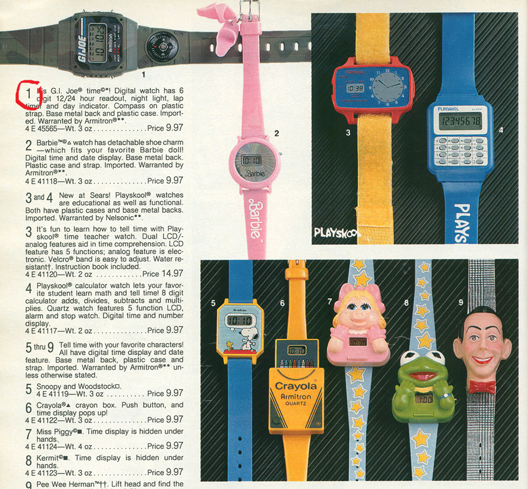 1989 Sears Christmas Wishbook Shopping Spree - Rediscover