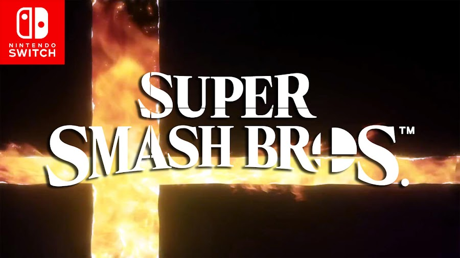 super smash bros nintendo switch 2018