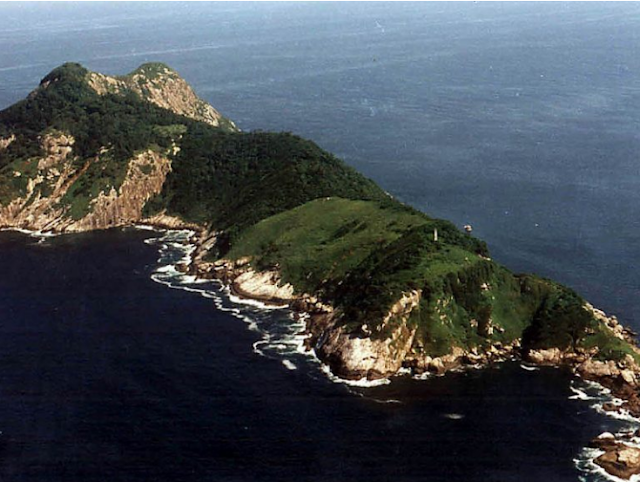 جزيرة الثعبان _Snake Island_هي جزيرة تقع قبالة سواحل البرازيل 2018-06-04_131845