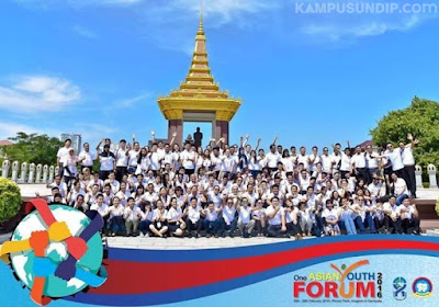 One Asian Youth Summit Kamboja