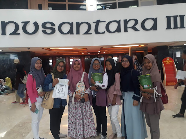 UHAMKA Jadi Idola Pengunjung Festival Beasiswa Nusantara 2018