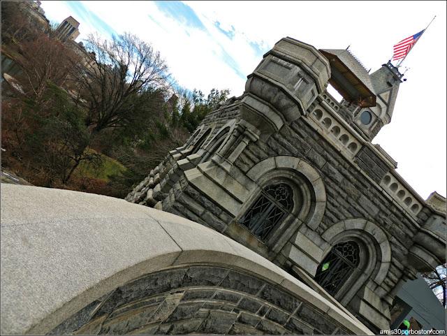 Castillo Belvedere, Central Park en Nueva York
