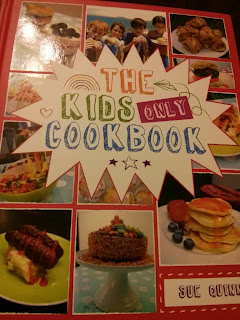 the kids only cook book