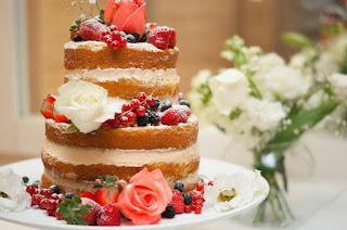 Naked Cake - ele ainda está na moda! — Guia Tudo Festa