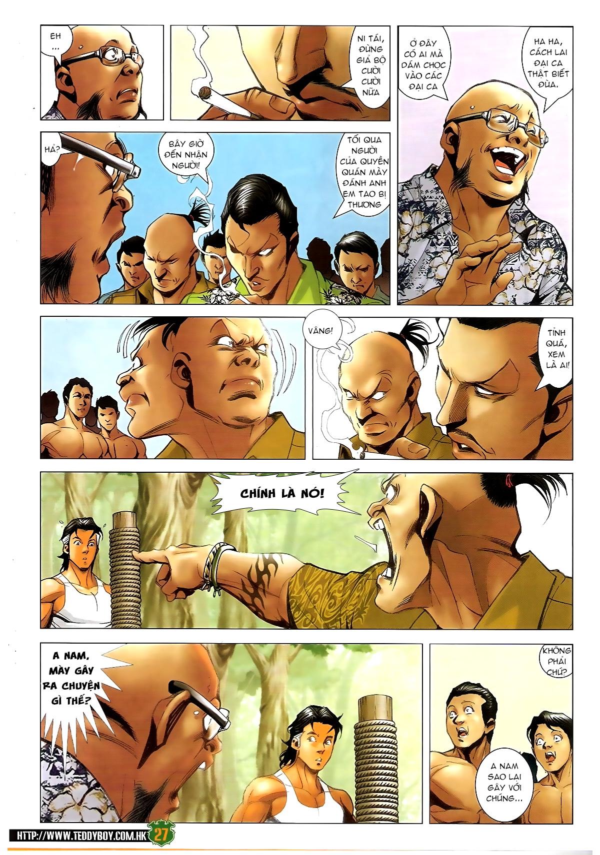 Người Trong Giang Hồ Chap 1394 - Truyen.Chap.VN