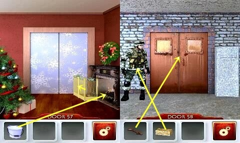 100 Doors 2 Walkthrough Level 56 57 58 59 60