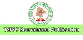 Telangana PSC Recruitment