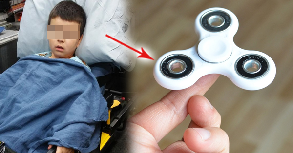 SHOCKING: Planning to Buy a Fidget to Your Son? Don't Buy it! Share this!