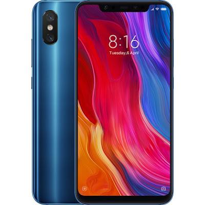 Xiaomi Mi 8 128 GB blue