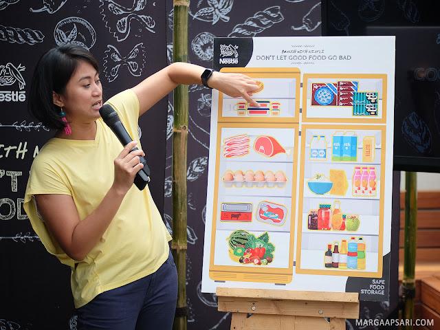 Nestle Makanan Rumahan Belum Tentu Sehat
