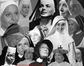 actrices monjas