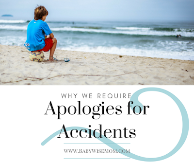 Why We Require Apologies Even for Accidents