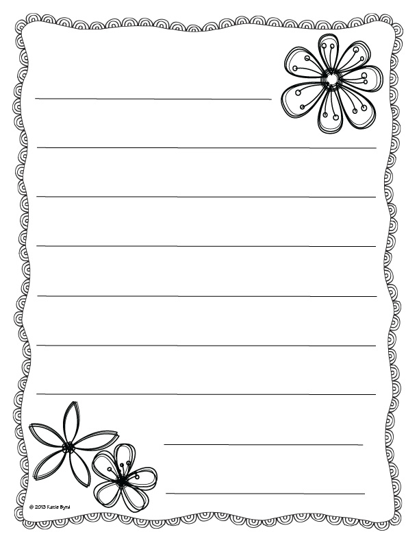 Mrs Byrd s Learning Tree Mother s Day Letter FREEBIE