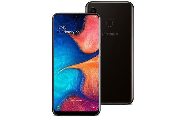 Spesifikasi Lengkap dan Harga Samsung Galaxy A20