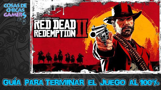Guía para completar Red Dead Redemption II