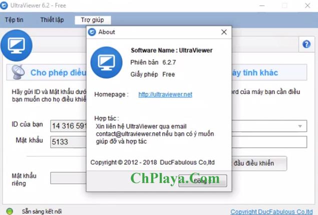 Tải UltraViewer (hay UltraView) - Hỗ trợ truy cập, điều khiển máy tính 3