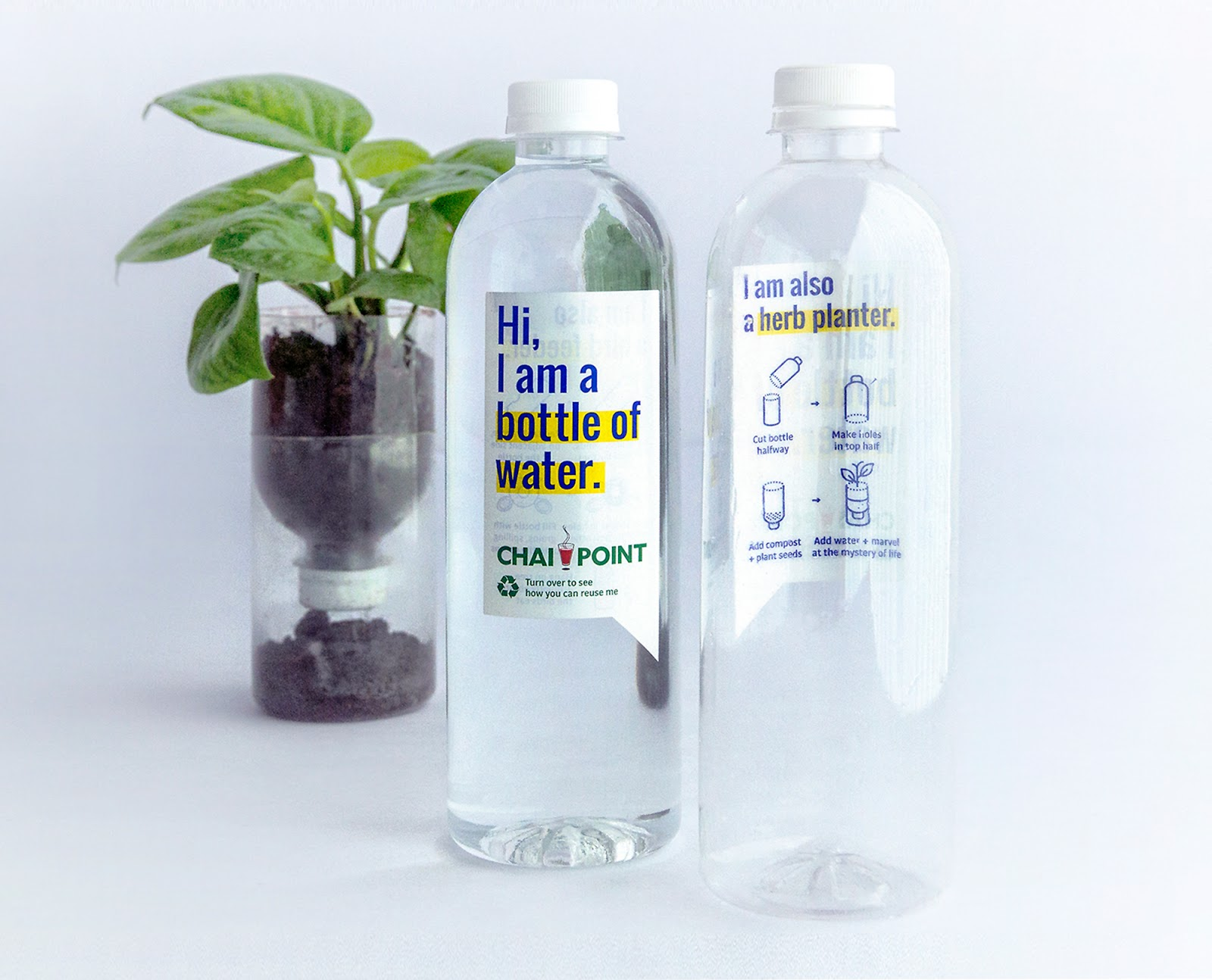 The Afterlife Of A Plastic Water Bottle on Packaging of the World ...