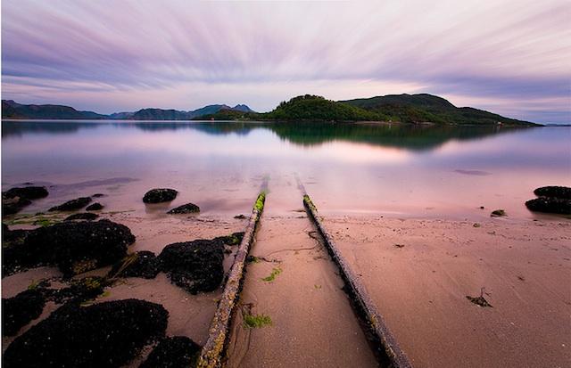 Unkervatnet, Ørnes, Norway