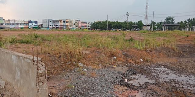 Taman Kota Telan Dana APBD 8,5 Milyar