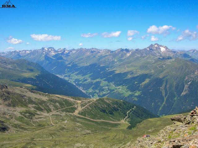 Wanderung Bergtour Rotpleiskopf wanderblog - Tourenportal Tourenvorschlag GPS-Track