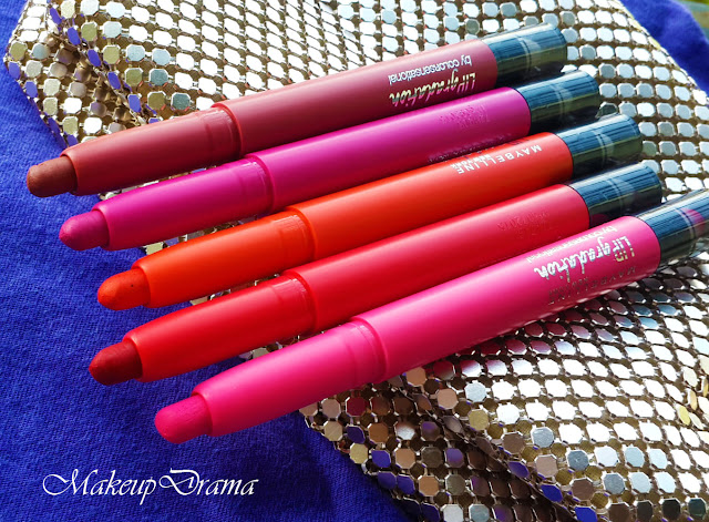 Maybelline Lip Gradation Swatches & Review, Maybelline, Maybelline Lip Gradation, Maybelline Lip Gradation India, Maybelline India, Maybelline Lip Gradation swatches, Maybelline Lip Gradation review India, Maybelline Lip Gradation India, Maybelline makeup, Lip gradation lipsticks, Lip gradation lipsticks India