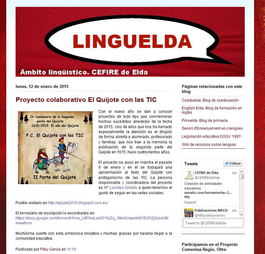 http://linguelda.blogspot.com.es/2015/01/proyecto-colaborativo-el-quijote-con.html?spref=tw