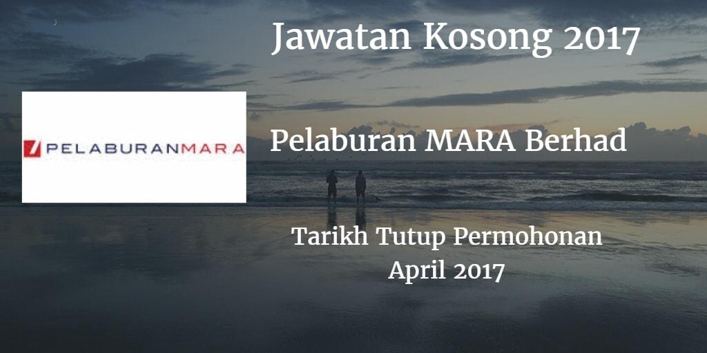 Jawatan Kosong Pelaburan MARA Berhad April 2017