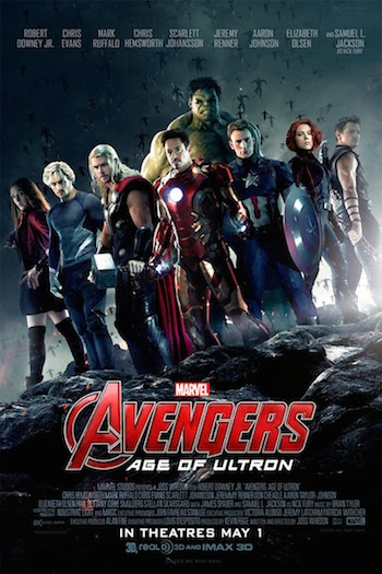 Avengers Age of Ultron 2015 Hindi Dual Audio Download