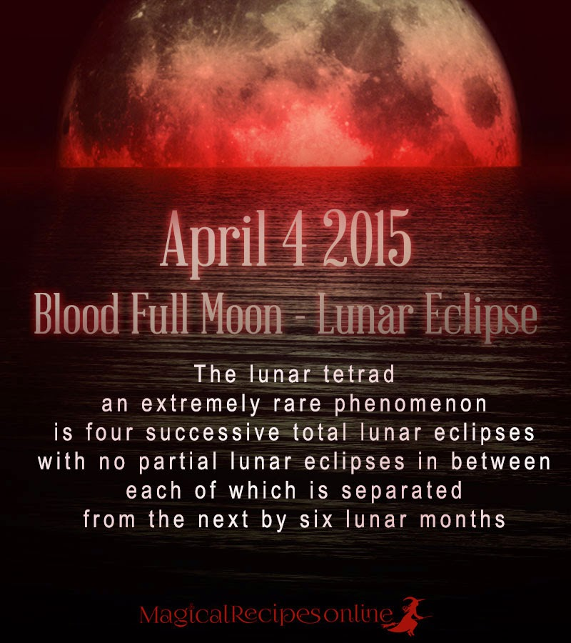 blood moon eclipse witchcraft - photo #9