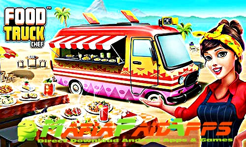 Food Truck Chef™: Cooking Game Apk MafiaPaidApps