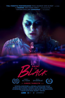 Paint it Black (2017) Movie Poster