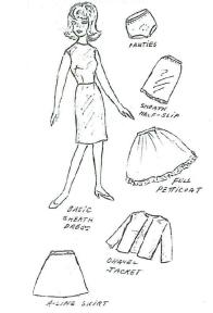 The House of Mouse: Free Fashion Doll Sewing Patterns