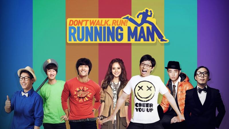 Running Man Hàn Quốc