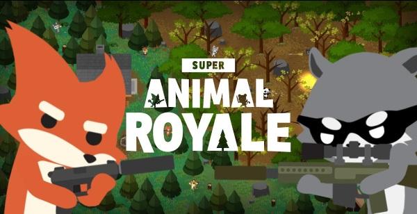 Super Animal Royale สังเวียนเดือดสัตว์ขนปุย