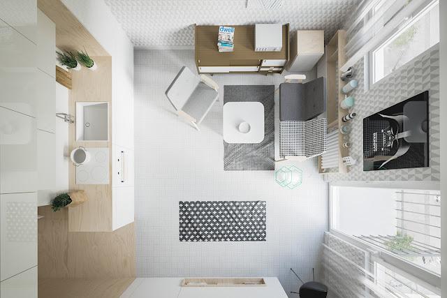 36 Denah Desain Interior Rumah Elegan