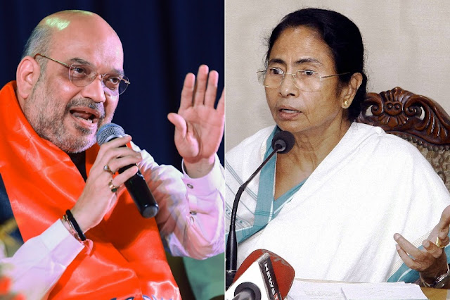 As Mamata Govt Sits on Permission for Darjeeling, BJP Switches to Kalimpong for Amit Shah's April 11 Rally