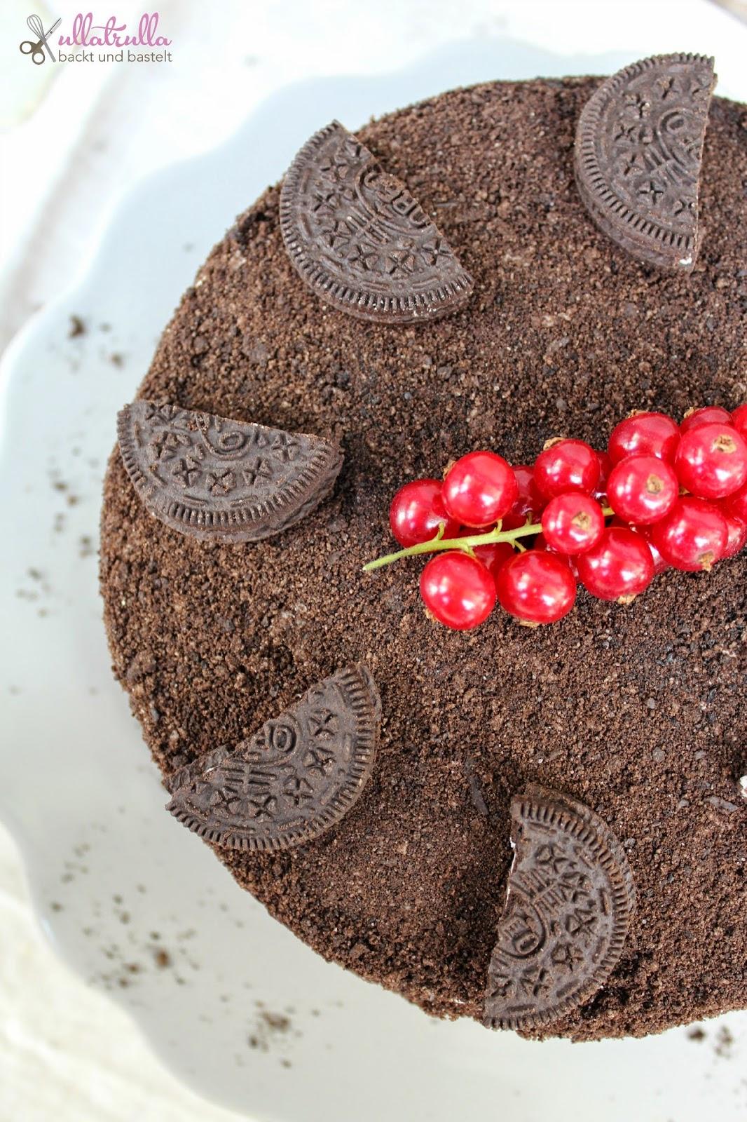Oreo-Torte