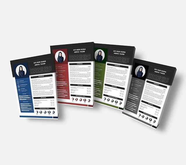 step step mudah bagaimana buat sendiri resume gempak