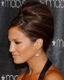 Jennifer Lopez Bouffante
