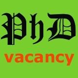 PHD Vacancy