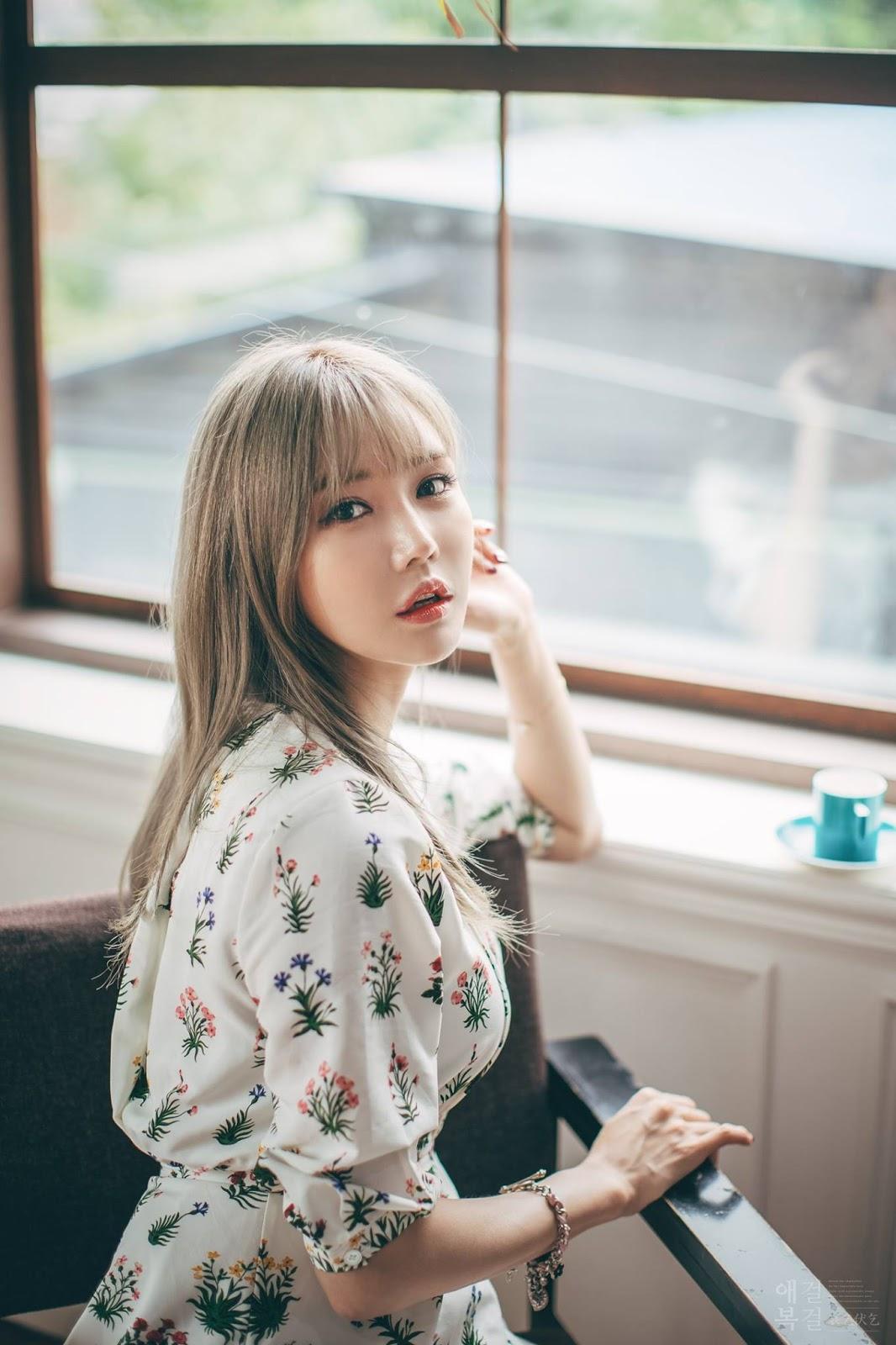 Korean Model Han Ga Eun - Lovely Pictures